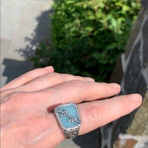 Silpada ring size 8